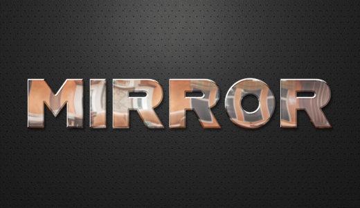 【Photoshop】第5回!初心者と実践で学ぶフォトショ講座<鏡編>